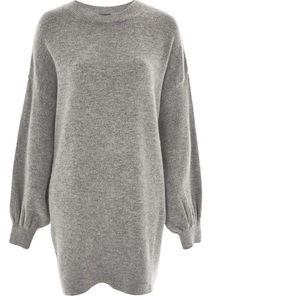 60%% OFF!! TOP SHOP perfect sweater dress! NWOT